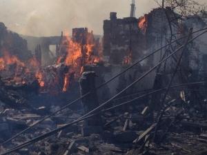станица луганская, погибшие, обстрел