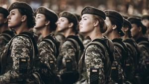 Украина, армия, ВСУ, права женщин, Рада, закон