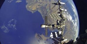 россия, космонавты, мкс, сша, вода, происшествия