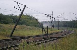 Харьков, ЖД, взрыв, пострадавших, нет