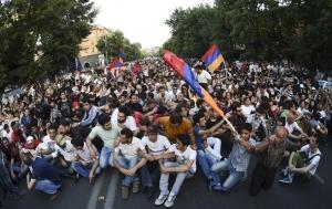 армения, протесты, майдан, ереван, политика, общество