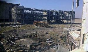 обсе, новости украины, донецкий аэропорт, обстрелы