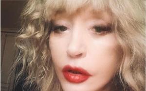 Алла Пугачева, Примадонна, красная помада, женщина-вамп, новый образ