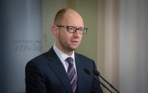 Арсений Яценюк, Кабинет министров Украины, политика