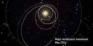 наука, техника, модуль, комета Чурюмова-Герасименко, космос