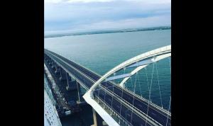 Керчеснкий мост, Крым, Россия, Украина, авто, фото