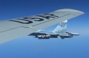 Воздушное пространство, Россия, США