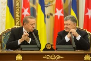 украина, турция, порошенко, эрдоган, политика, экономика