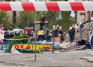 волгоград, взрыв, дом, россия, пострадавшие, подъезд, чп, происшествия, фото