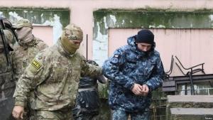 украинские моряки, адвокат, Полозов, телефонный звонок