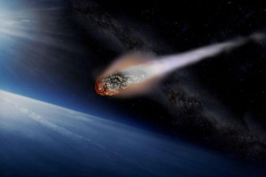космос, астероид, 2017, Земля