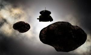 Хаббл, 2014 MU69, астероид, NASA, телескоп, НАСА