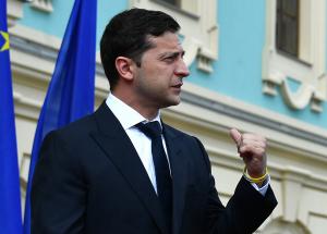 Украина, Зеленский, Указ, Положение, Военное положение.