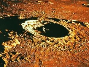 Марс, космос, NASA, город-сад
