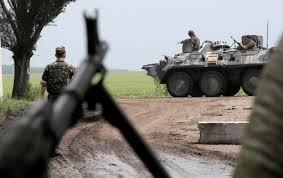 АТО, Юго-восток Украины, происшествия, СНБО