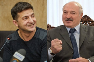 зеленский, лукашенко, скандал, беларусь, украина, выборы