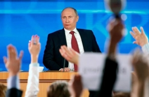 путин, россия, соцсети, фото, прямая линия с путиным