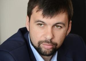 Пушилин, ДНР, война в Донбассе, минские переговоры, мир в Украине, АТО