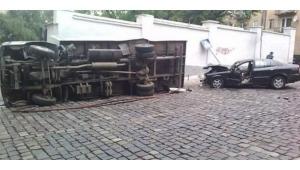 новости украины, львовские новости, аварии, дтп, водка, 24 июня