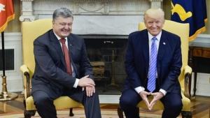 Украина, политика, общество, США, Хербст, Порошенко, Трамп, визит Порошенко в Вашингтон