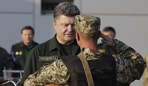 украина, порошенко, награды, дебальцево, донбасс