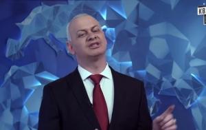 Дмитрий Киселев, пародия, 95 квартал, лососи