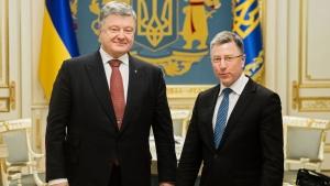 Волкер, Порошенко, Донбасс, освобождение, деоккупация