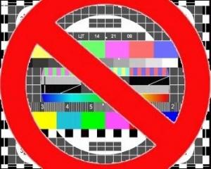 ЛНР, луганские боевики, запрет украинских телеканалов