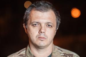 Семенченко, Дебальцево, Углегорск, трасса