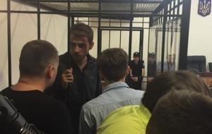 Полищук, бугиль, задержанные, киев, украина, бузина, происшествие