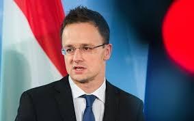 украина, венгрия, сийярто, мид венгрии, скандал, консул, Климкин, Высылка.