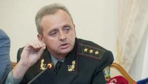 Муженко, Генштаб, Война на Донбассе