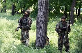 Юго-восток Украины, происшествия, АТО