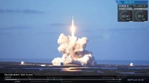 SpaceX, Falcon Heavy, Tesla,, Илон Маск, США, космос, Марс
