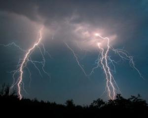 штормовое, предупреждение, град, ветер, шквал