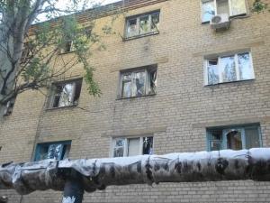 донецк, ато, взрывы, амстор, петровский район, пожар