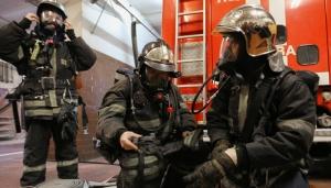 Россия, Москва, криминал, пожар, жертвы