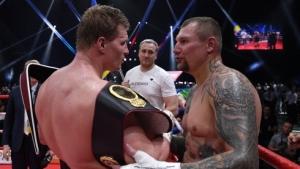 Андрей Руденко, бокс, Москва, Украина, Россия, бой между Поветкиным и Руденко, матч-реванш