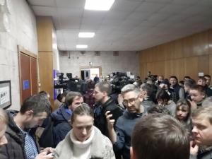 владимир зеленский, суд, киев, выборы президента, выборы 2019, политика, андрей хилько, фото
