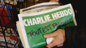 Charlie Hebdo, шарли, россия, опрос, терактт