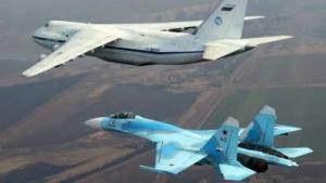 ввс сша, самолеты, су-27, россия, происшествия, перехват RC-135
