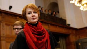 Елена Зеркаль, МИД Украины, Зам главы МИД,  Скандальное высказывание, отставка