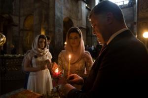 Петр Порошенко, президент Украины, Марина Порошенко, День независимости-2017, праздничное богослужение
