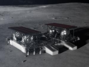 США, NASA, Лунный модуль, Новейший, Новое поколение, Исследования, Инженеры, Презентация, Анонс, Прототип, Луноход, Миссии, Пилотируемые миссии,