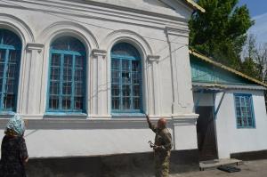 москаль, луганск, церковь, обстрел, происшествия, донбасс. восток украины