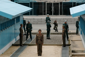 северная корея, южная корея, конфликт, граница, пропаганда