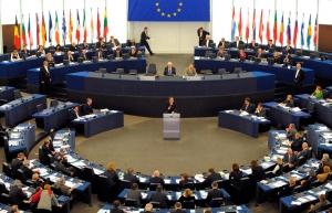 европарламент, ребекка хармс, санкции, украина, россия, европейский союз