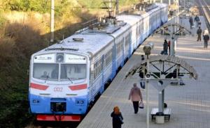 новости, Киев, забастовка, железная дорога, киевляне, электричка, происшествия