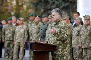 порошенко, оос, всу, донбасс, общество, война, россия, артиллерия
