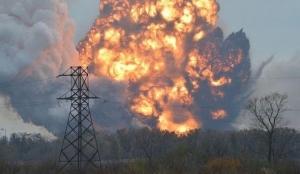 мысягин, светлодарская дуга, боеприпасы, склад, взрыв, штаб ато, боевые действия, донбасс, терроризм, армия россии, лнр, днр, перемирие,всу, армия украины, новости украины